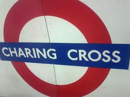 Charing Cross Sunny in London
