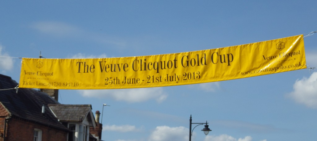 Midhurst Veuve Clicquot Gold Cup
