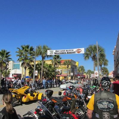 Bike Week Daytona Beach