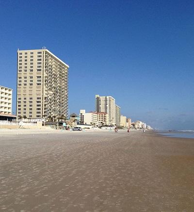 Daytona Beach World's Most Famous Beach