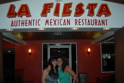 La Fiesta Port Orange Florida