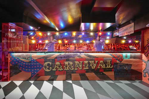 Disco Bar Carnaby