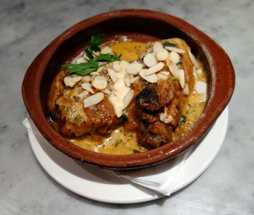La Tasca Spanish Tapas Pollo con Crema