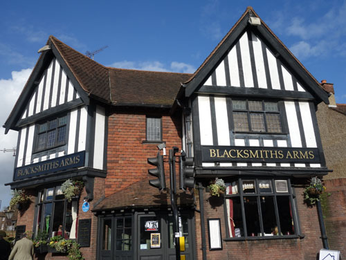 Blacksmiths Arms St Albans