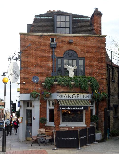 The Angel Inn Highgate