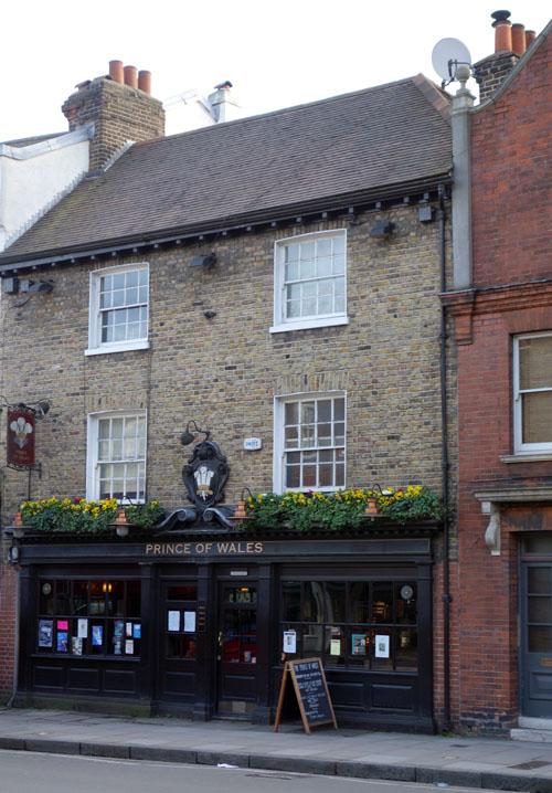 Highgate Pub Crawl Prince of Wales Pub