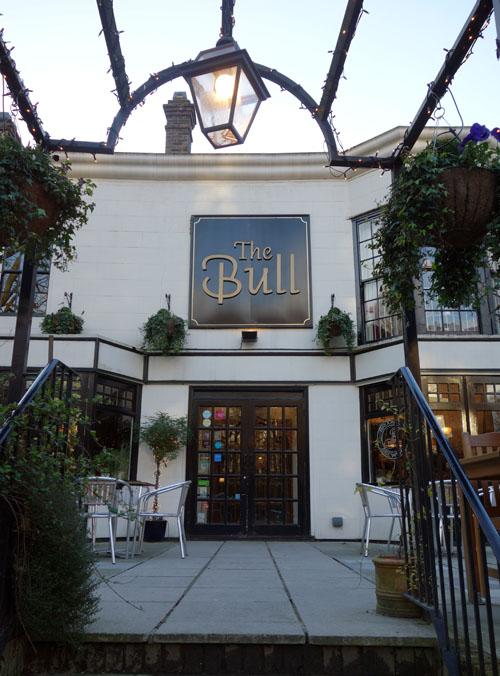 Highgate Pub Crawl The Bull Highgate
