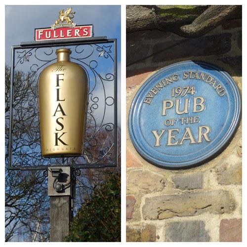Highgate Pub Crawl The Flask Pub