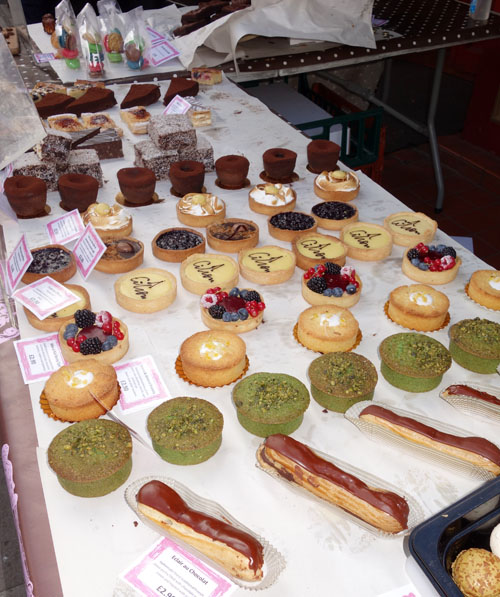 Primrose Hill London Shepherd Foods