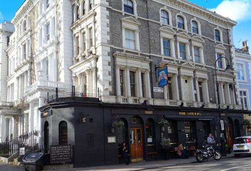 Queens Pub Primrose Hill