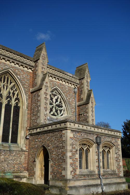 St Albans Cathedral (1)