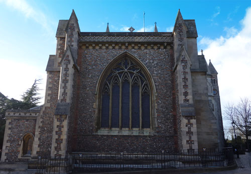 St Albans Cathedral (2)