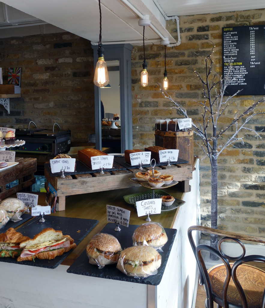 White Mulberries Cafe London Review