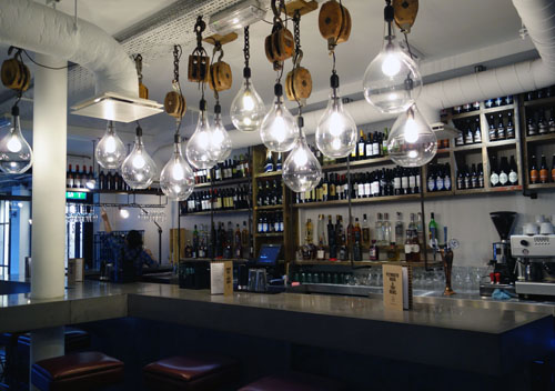 Whyte and Brown Restaurant Review