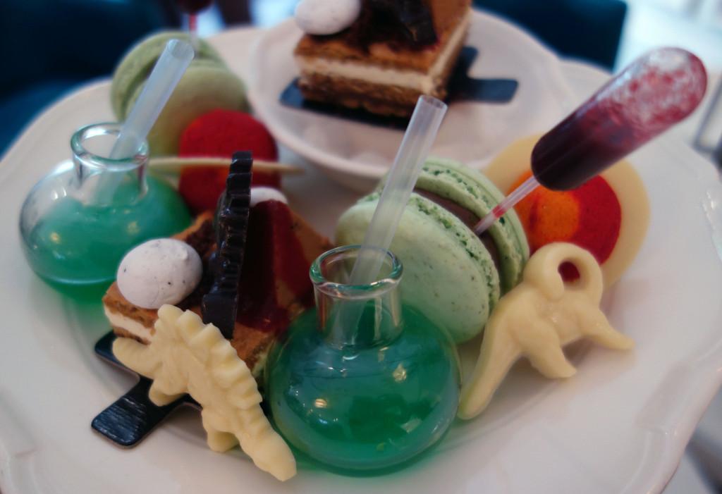 Ampersand Hotel Science Tea
