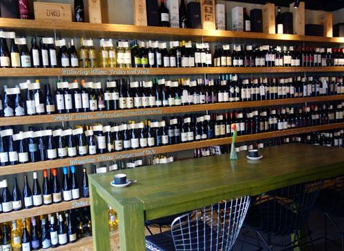 Dalla Terra Wine St Martin's Courtyard