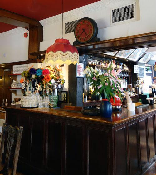 Hampstead Pub Crawl Garden Gate (3)