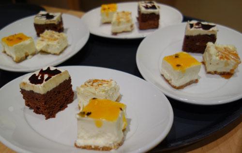 Wagamama Menu Desserts