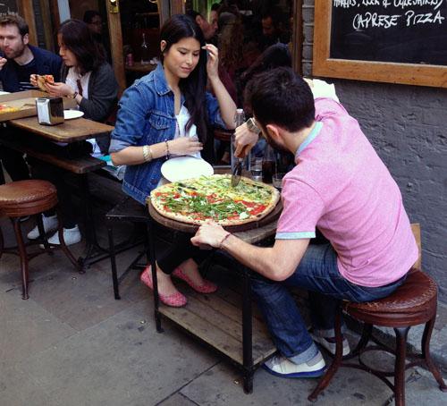 London Bloggers Neals Yard