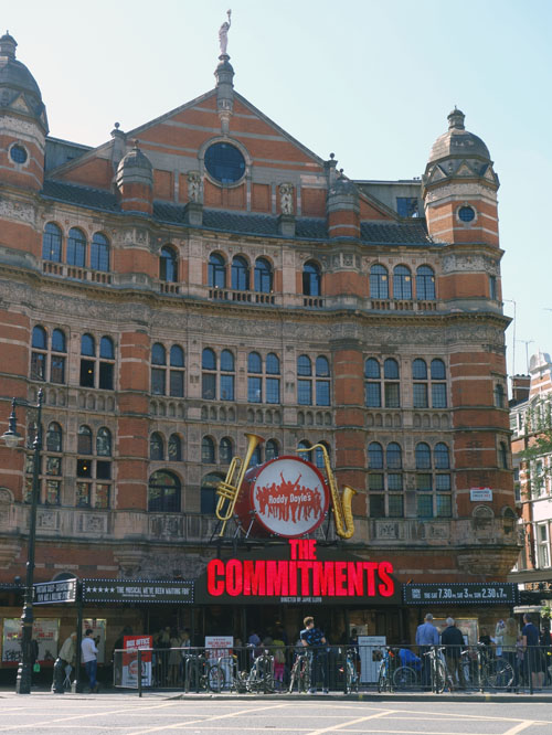 London Bloggers Theatre District (1)