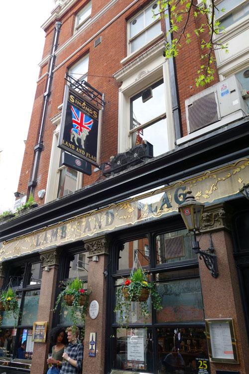 Mr Sunny London Pub Crawl