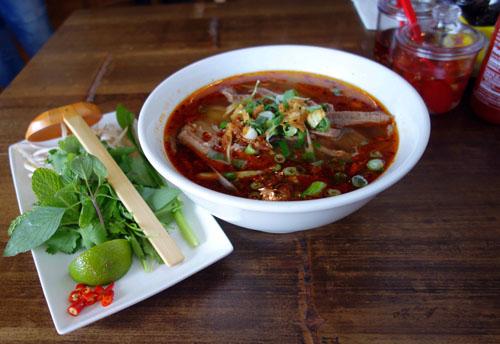 Pho Restaurant Soup Bun bo Hue