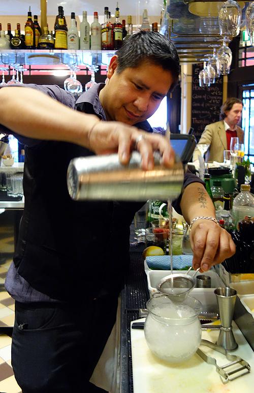 La Brasserie Cocktail Masterclass London