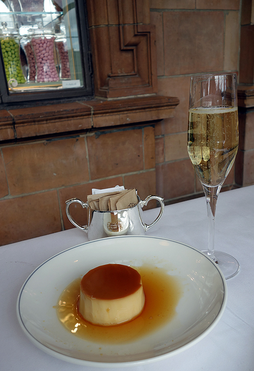 Marchesi Cafe Harrods Prada Pradasphere