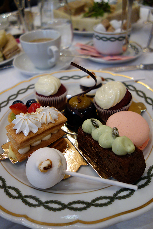 Milestone Hotel London Afternoon Tea
