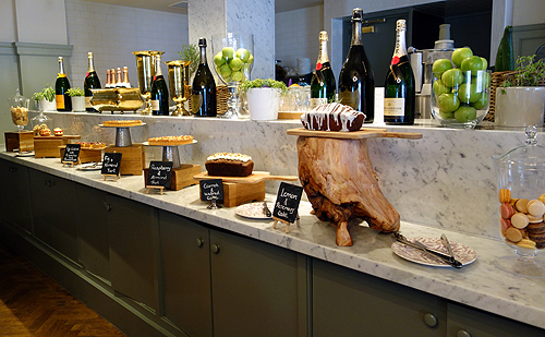 Pantry at 108 Marylebone Hotel London Afternoon Tea
