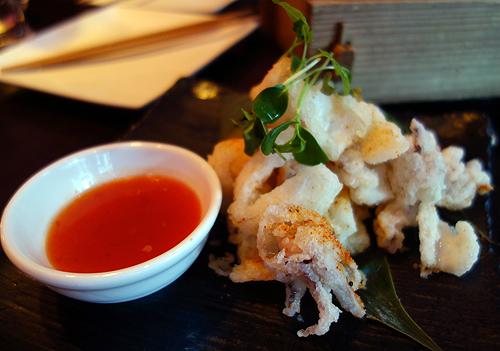 Cocochan Chilli Squid