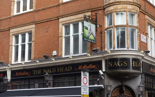 Covent Garden Pub