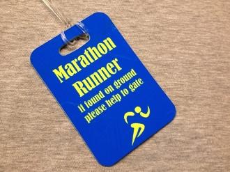 Marathon Runner Sunny in London Blog Giveaway