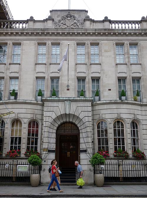 Regent Street RegentTweet Courthouse Hotel Great Marlborough Street