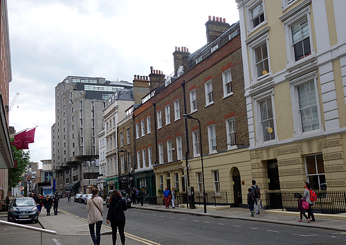 The Bloomsbury Hotel London Great Russell Street