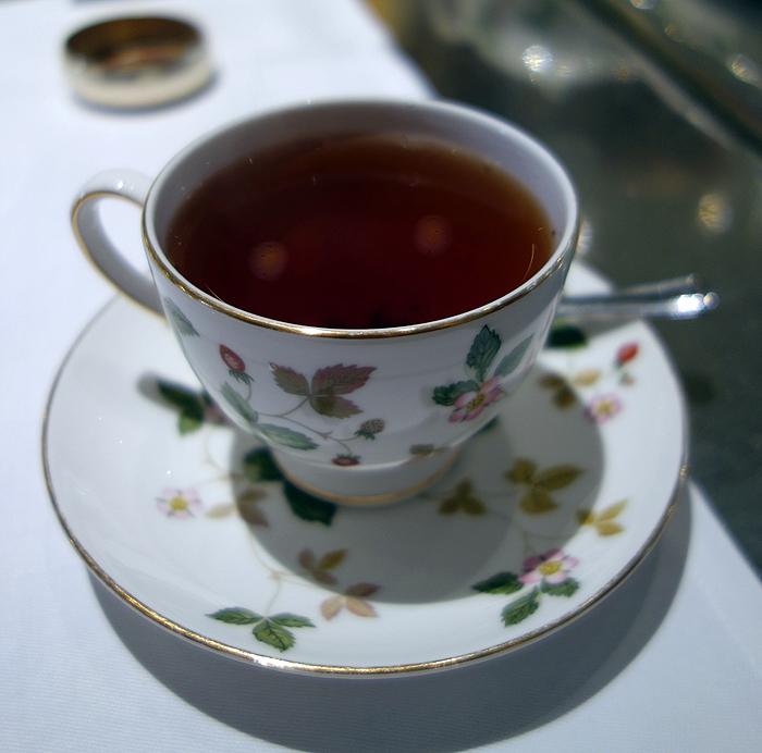 Charlotte Street Hotel Afternoon Tea London