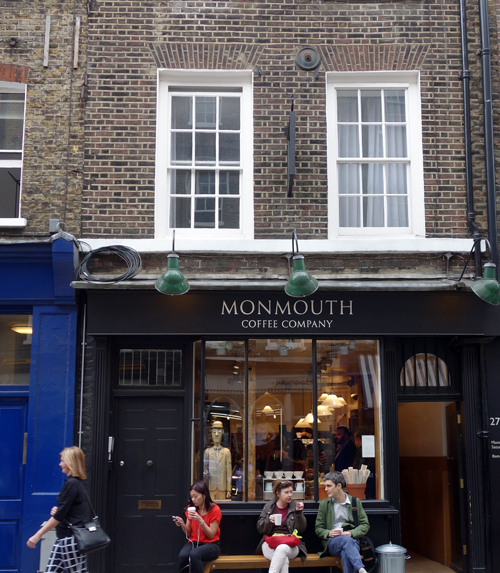 Covent Garden Monmouth Coffee
