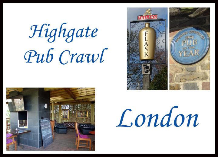 Highgate Pub Crawl London