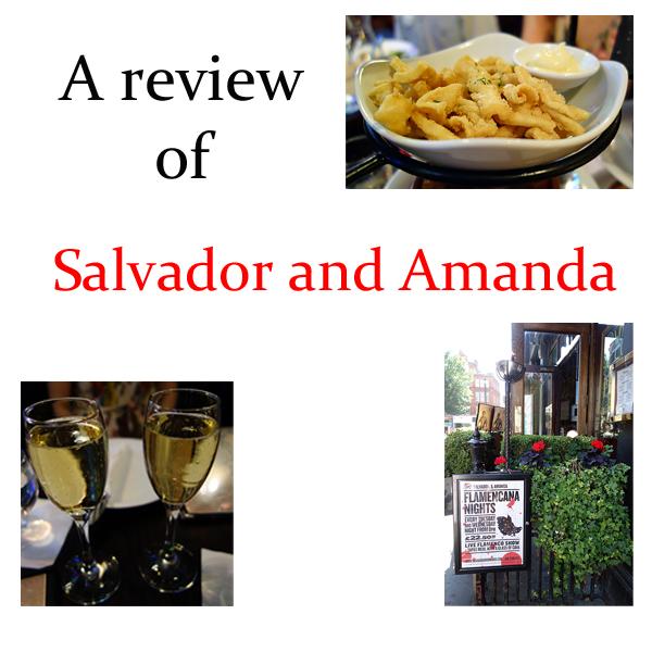 Salvador and Amanda Review
