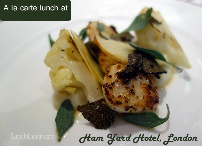 Ham Yard Hotel London