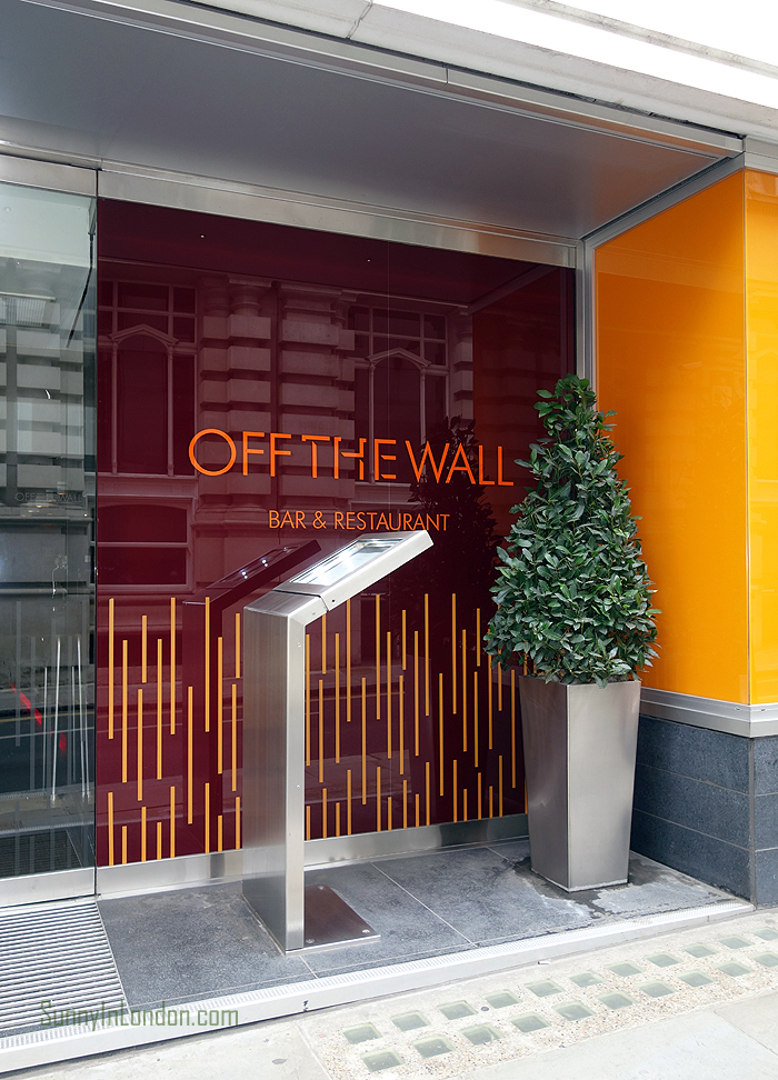 Off the Wall Apex London Wall Hotel