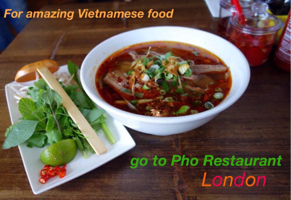 Pho Restaurant Review