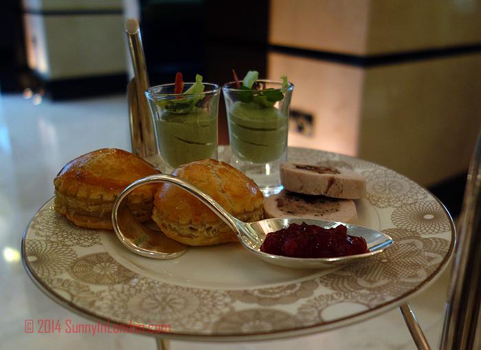 Conrad London St James Afternoon Tea