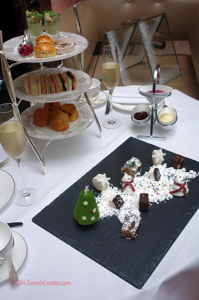 Conrad London St James Afternoon Tea (3)