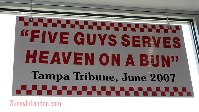 Five Guys USA