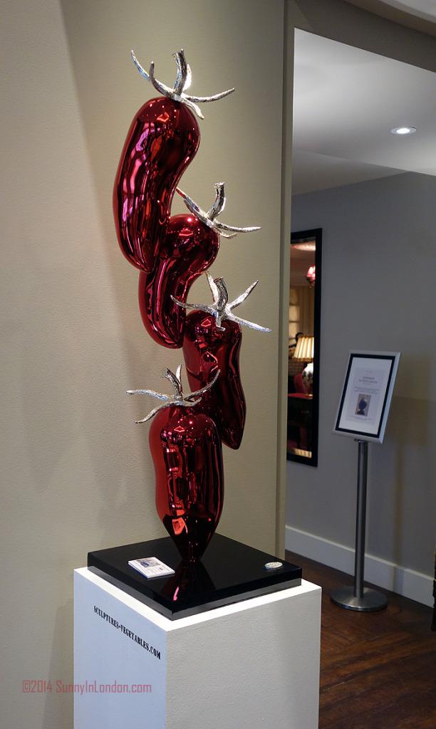 Sofitel St James Laroche Exhibition