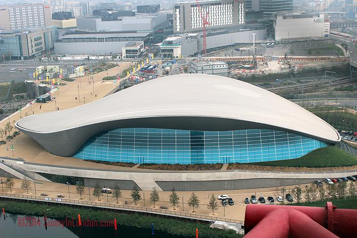 Stratford London Olympics Aquatic