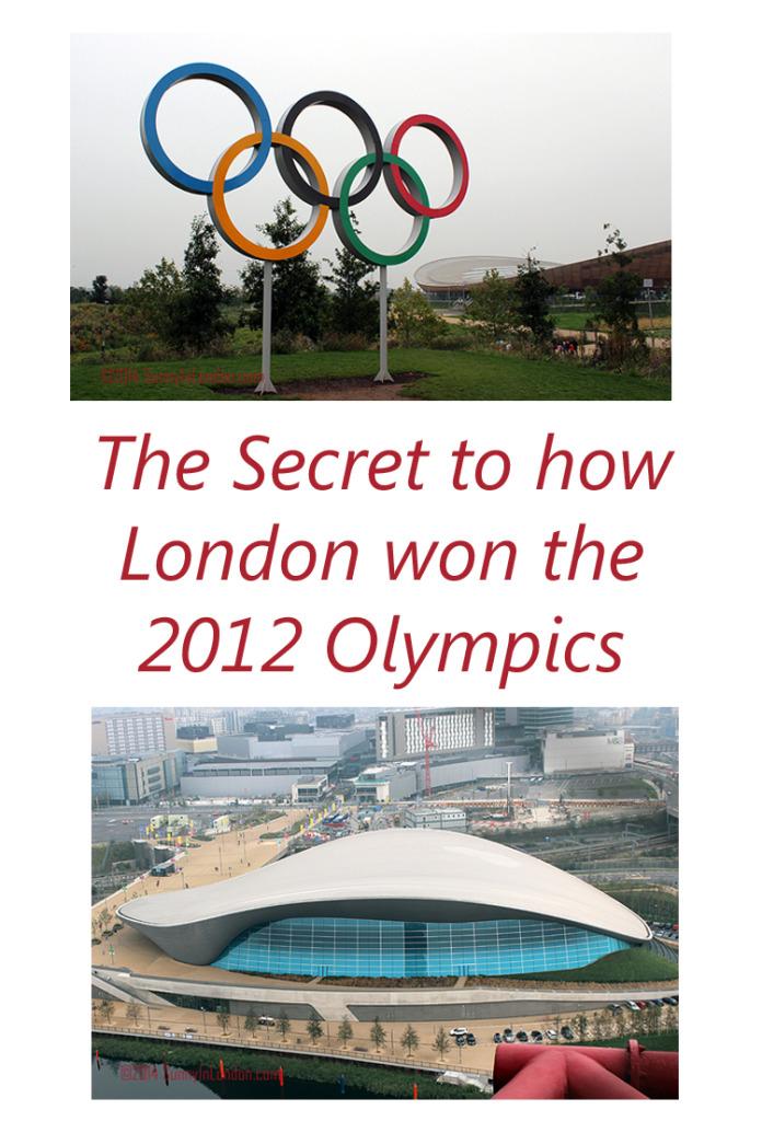 Stratford London Olympics