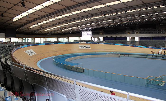 Stratford London Olympics Lee Valley VeloPark