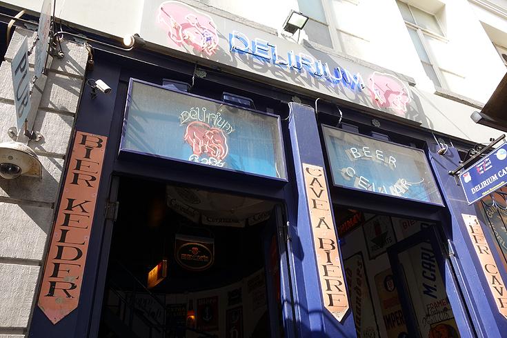 Delirium-beer-brussels-cafe